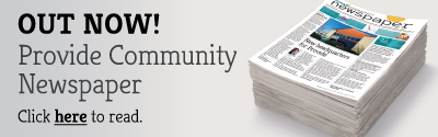 Provide Community Newspaper out now