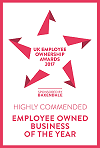 Highly Commended   Employee Owned Business Of The Year 2